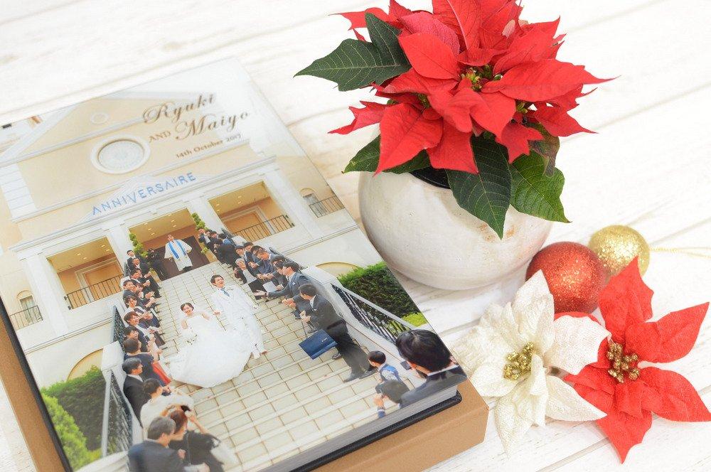結婚式アルバムの写真