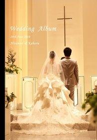 10:結婚式アルバム