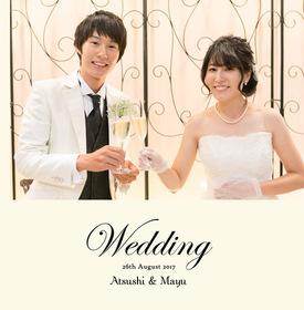 0:結婚式アルバム