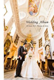 シェーンブルン宮殿チャペル の結婚式。