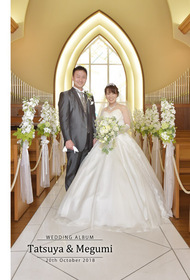 THE KASHIHARAの結婚式。