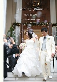 心斎橋セントグレースヴィラの結婚式。
