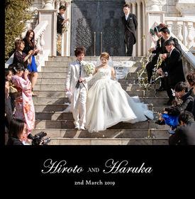 ベルヴィ宇都宮の結婚式。