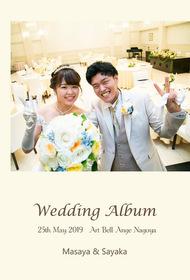 アール・ベル・アンジェ名古屋の結婚式。