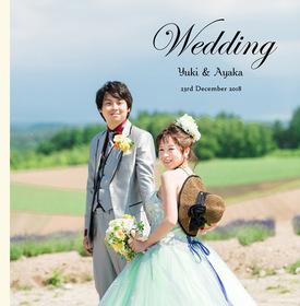らかんスタジオ,Wedding Story,ルシェルフォトの結婚式。