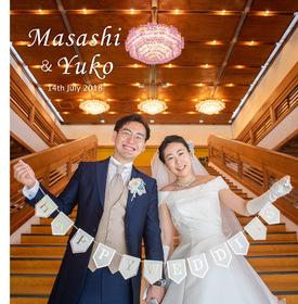 ホテルグランド東雲の結婚式。