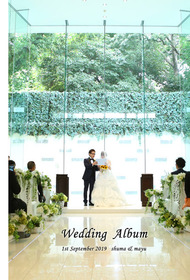 森のwedding ぶどうの樹 の結婚式。