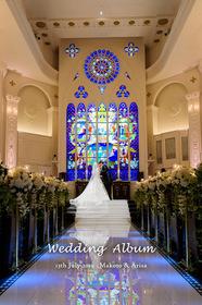 ICF札幌リラベル教会、センティール・ラ・セゾン 中島公園の結婚式。