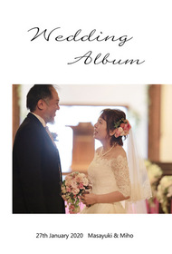 小さな結婚式 小樽店の結婚式。