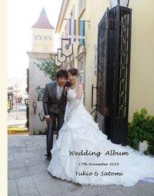 31:結婚式アルバム