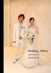 30:結婚式アルバム