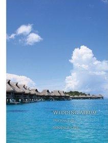 余興はプロ!?ハネムーンのボラボラ島も感動的な美しさです。