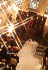 28:結婚式アルバム