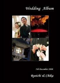 乃木神社での和装の挙式、披露宴のお色直しも和装で。最後にウエディングドレスのロケーション写真も。