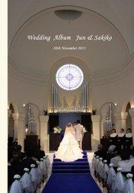 アニヴェルセル大阪の結婚式。
