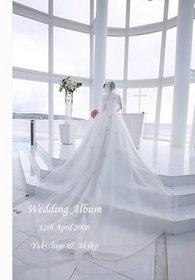 シェラトンホワイトアロウチャペル、大阪イルパッソの結婚式。