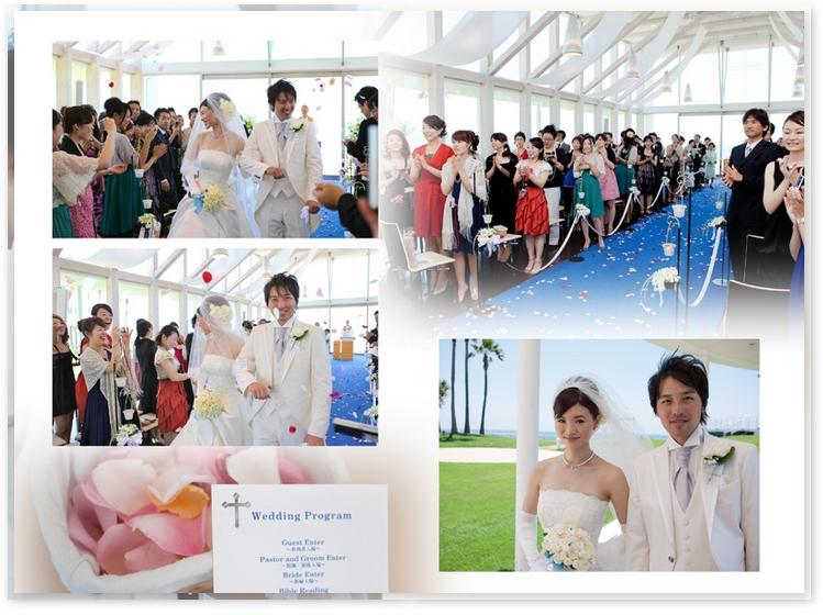 7:シーサイドリビエラ(逗子マリーナ)−結婚式アルバム−アルバムカフェ