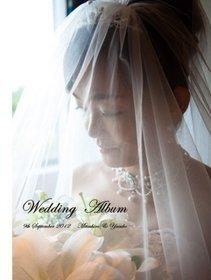 アイビホール、ホテルニューオータニの結婚式。