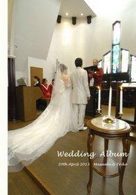 コッツウォルズの結婚式。