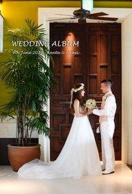 ザ・ルイガンズ スパ & リゾートの結婚式。