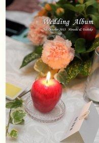 リストランテ ベニーレベニーレの結婚式。