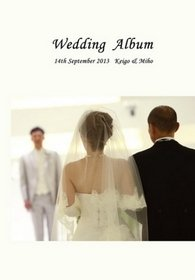 ウエディングテラスの結婚式。