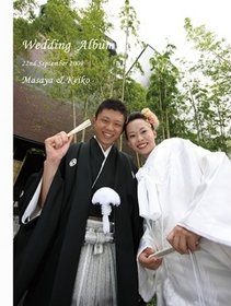 5:結婚式アルバム