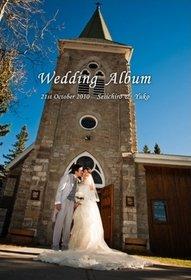 セントジョージ教会(カナダ)の結婚式。