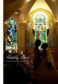 モン サンミッシェル 大聖堂 ~ザ・ガーデンコート なんばパークス~の結婚式。
