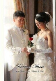 9:結婚式アルバム