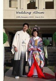 7:結婚式アルバム