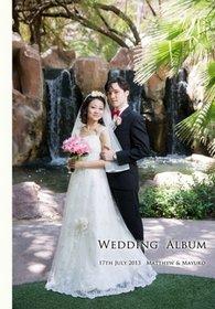 フラミンゴホテルの結婚式。