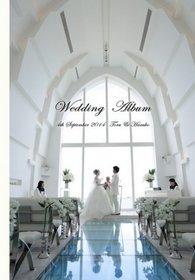 【挙式・ロケーション・新婚旅行】 沖縄でのビーチ撮影、ドレス撮影、新婚旅行の様子もたっぷり収めたアルバムです。