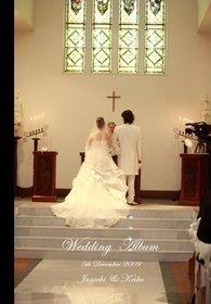 ララシャンス・ベルアミーでの結婚式です。