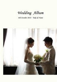 【挙式・披露宴】 神戸の旧居留地にあるレトロな洋館での結婚式です。表紙も引き込まれますね。
