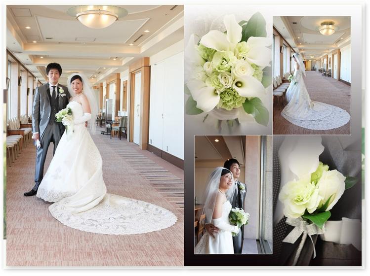 2:KKRホテル東京−結婚式アルバム−アルバムカフェ