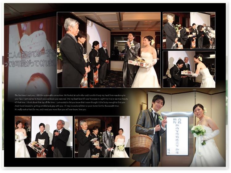 8:KKRホテル東京−結婚式アルバム−アルバムカフェ