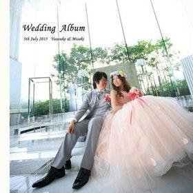 シャルマンシーナ東京の結婚式。