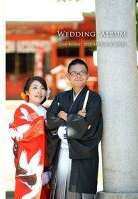 8:結婚式アルバム