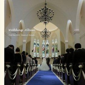 アニヴェルセル豊洲での挙式、披露宴の結婚式アルバムです。結婚式アルバム。