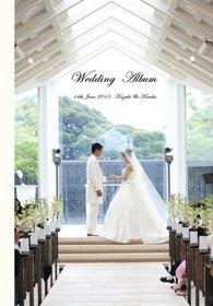 式場はみなとみらいからほど近い伊勢山ヒルズ。結婚式アルバム。