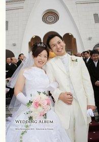 3:結婚式アルバム