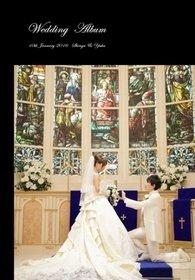 いつもお世話になります。結婚式アルバム。