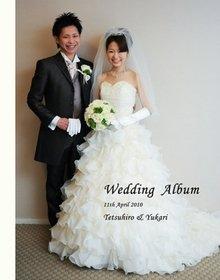 35:結婚式アルバム