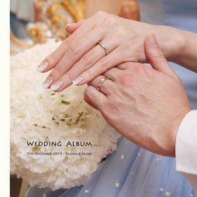 ブリリアントローザ表参道の結婚式。
