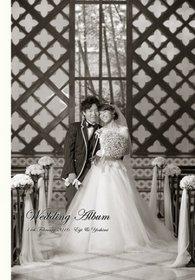 式場はフォーチュンガーデン京都。結婚式アルバム。