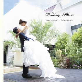 ーアルカンシエルluxe marriage大阪 の結婚式。