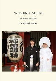『縁結びの神様』として親しまれてきた江戸の総鎮守・神田明神での神前式です。結婚式アルバム。