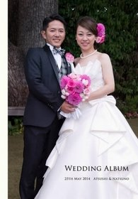 ご家族、ご友人のみの結婚式でした。結婚式アルバム。