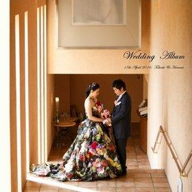 金沢国際ホテルの結婚式。